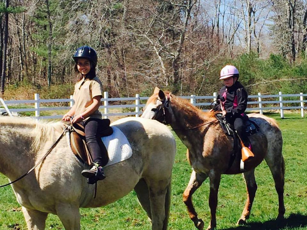 Kids Horse Riding Camp